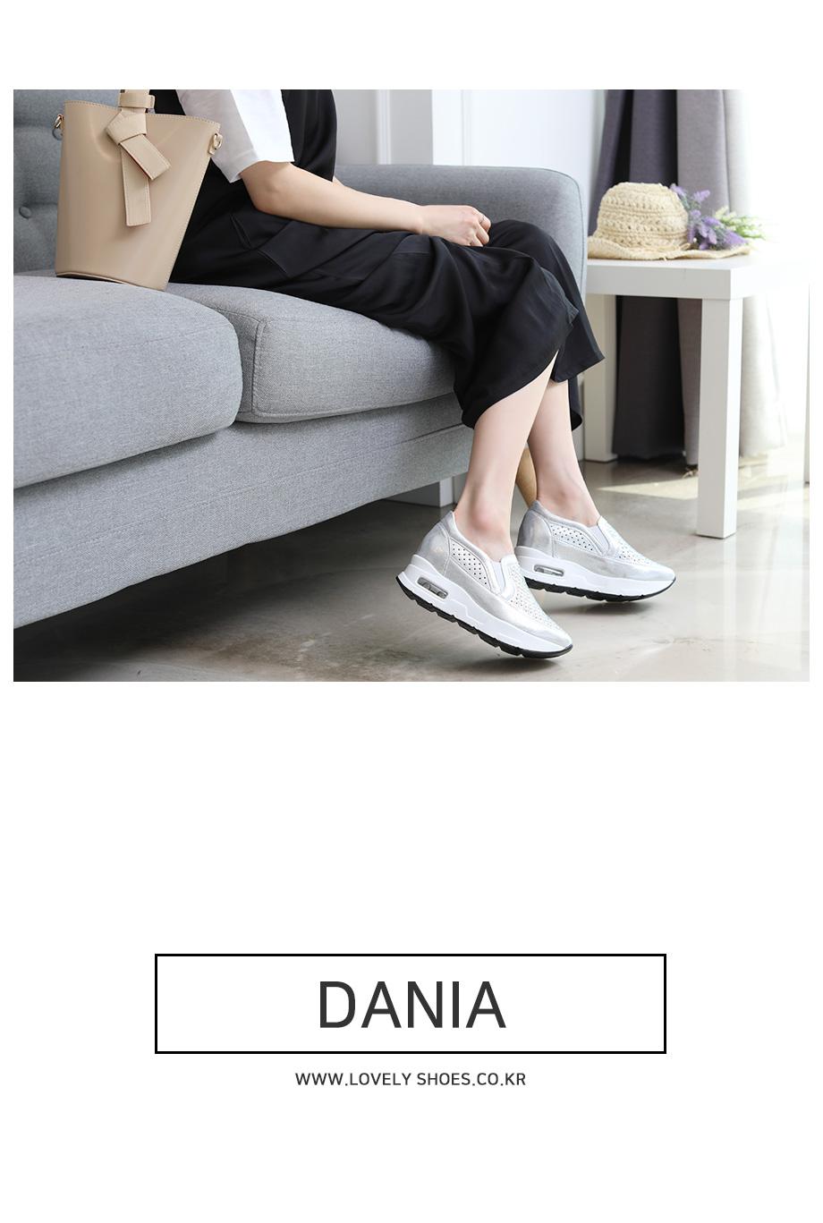 Dania Kinoe Air Slip On 6cm