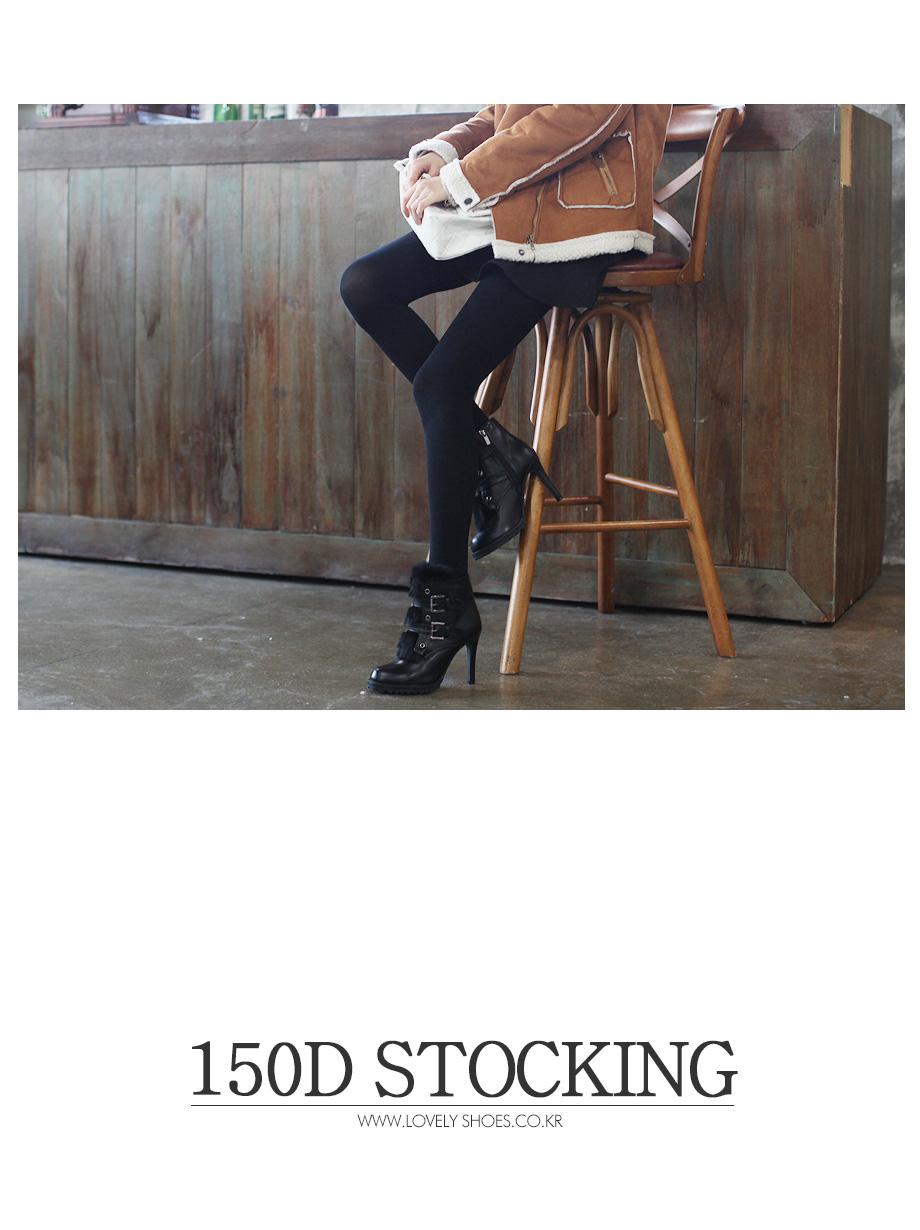 150 denier stockings
