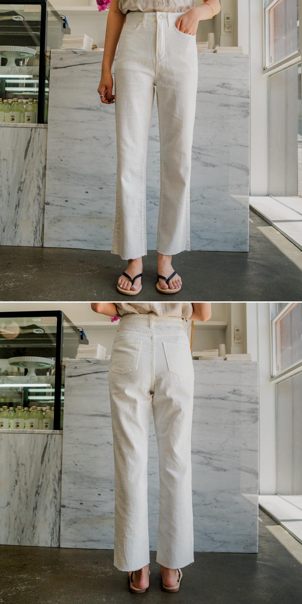 Linen Pure Pants