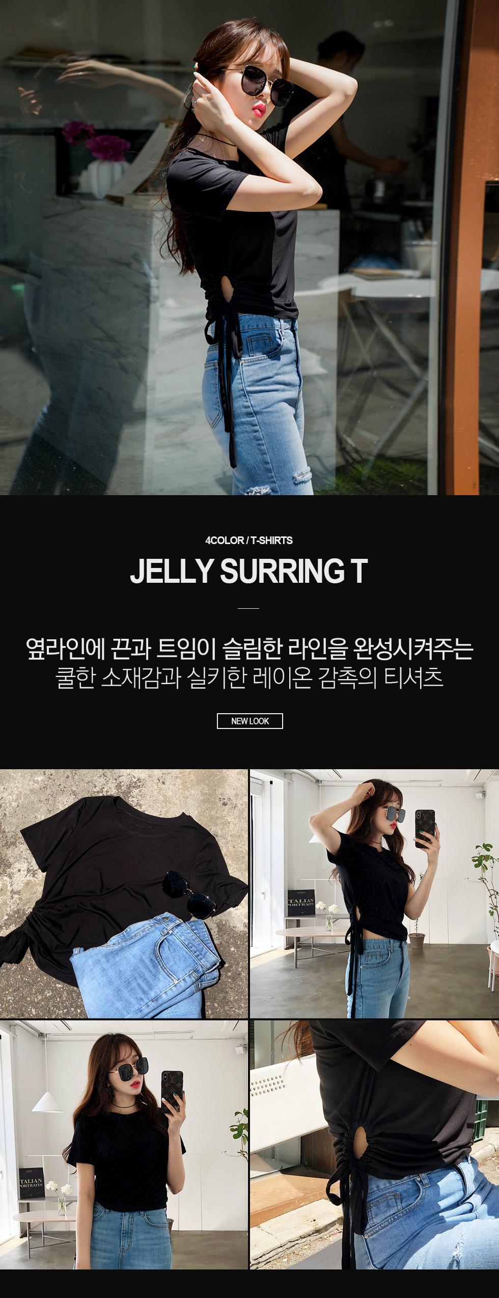 Jelly Shirring