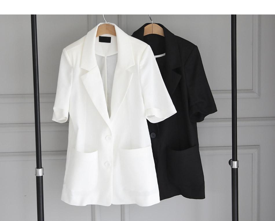 Olivia Short Sleeve Jacket