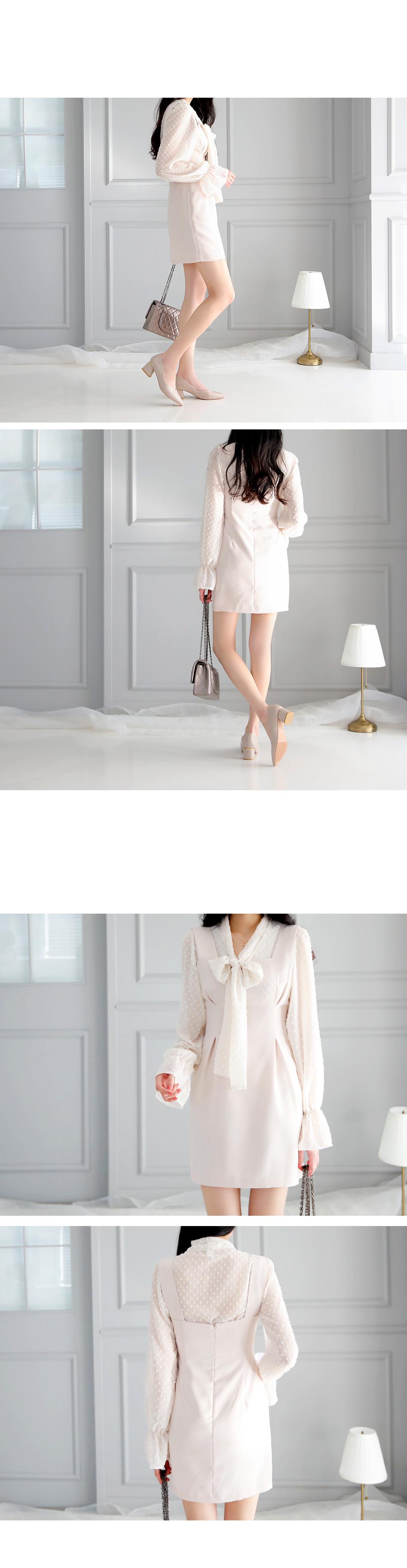 Melroe bustier dress
