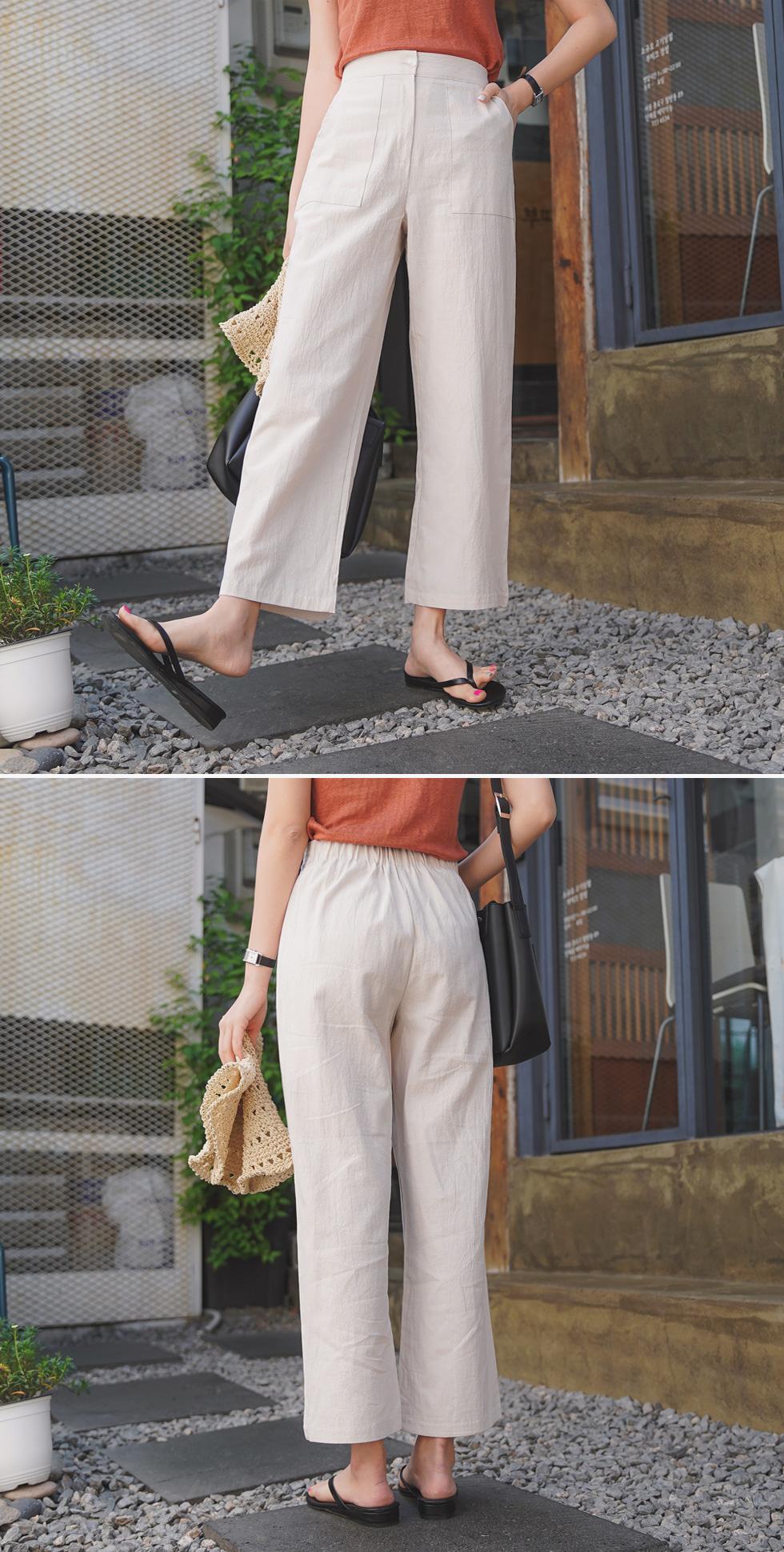 Bandi Pocket Pants