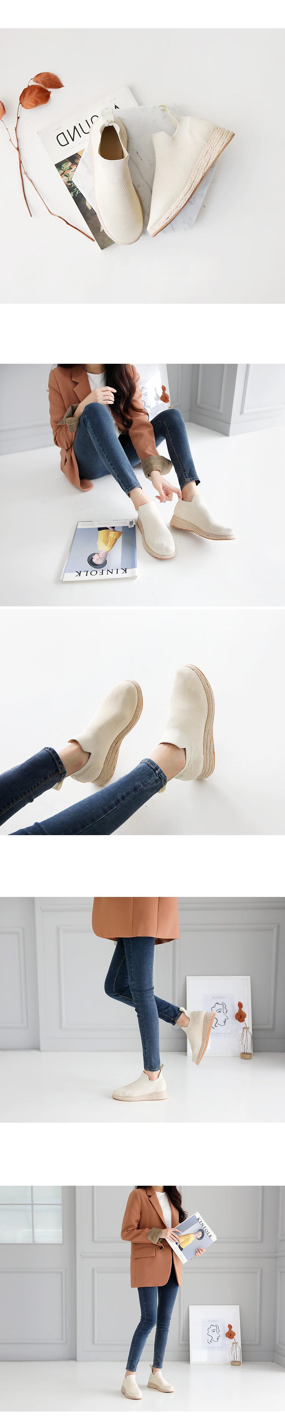Meront Span Slip On 4cm