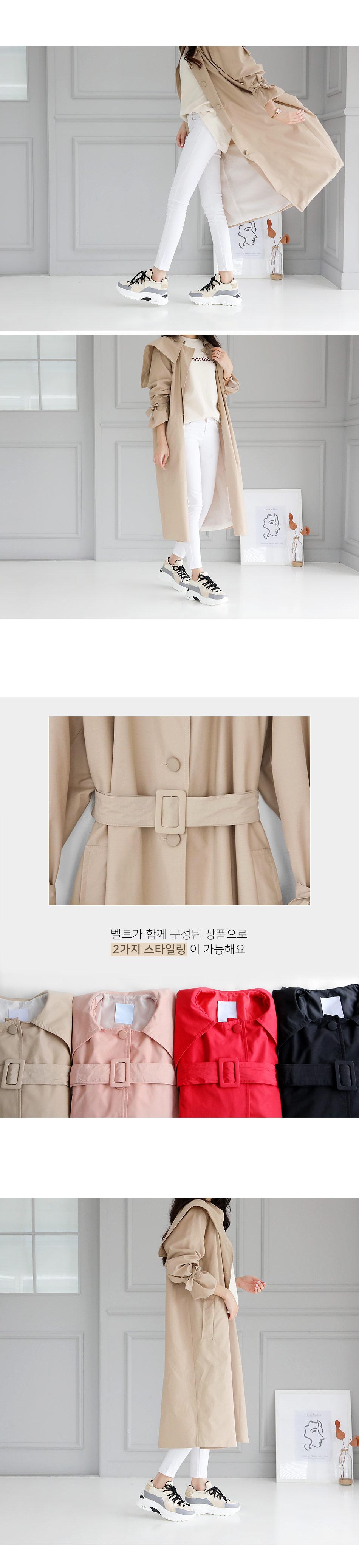 Bobby Trench Coat