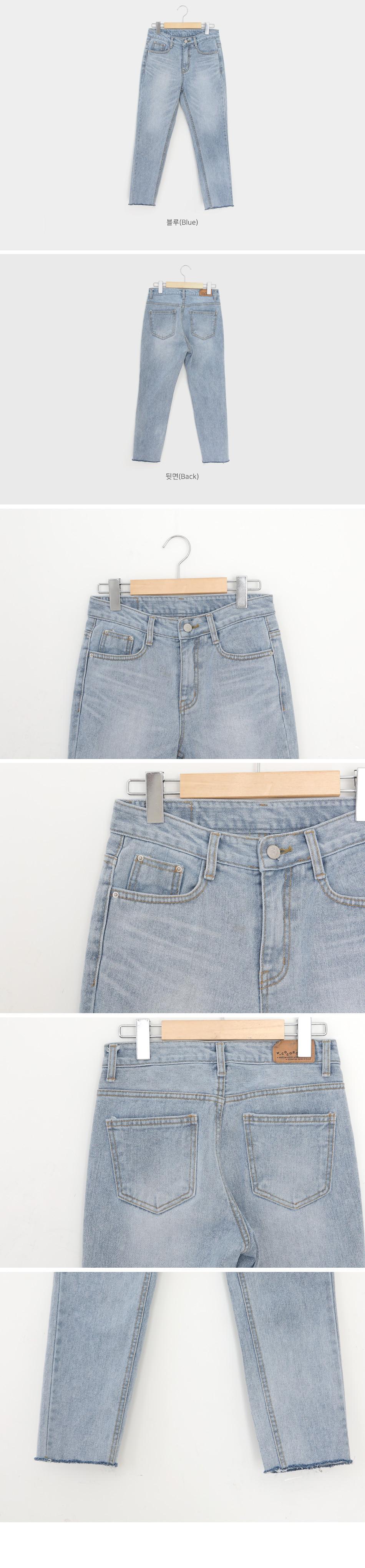 Danish denim pants