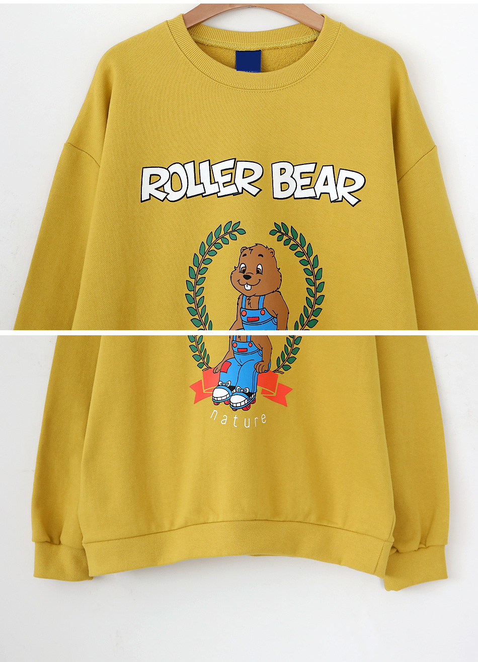 Roller bear one-to-one