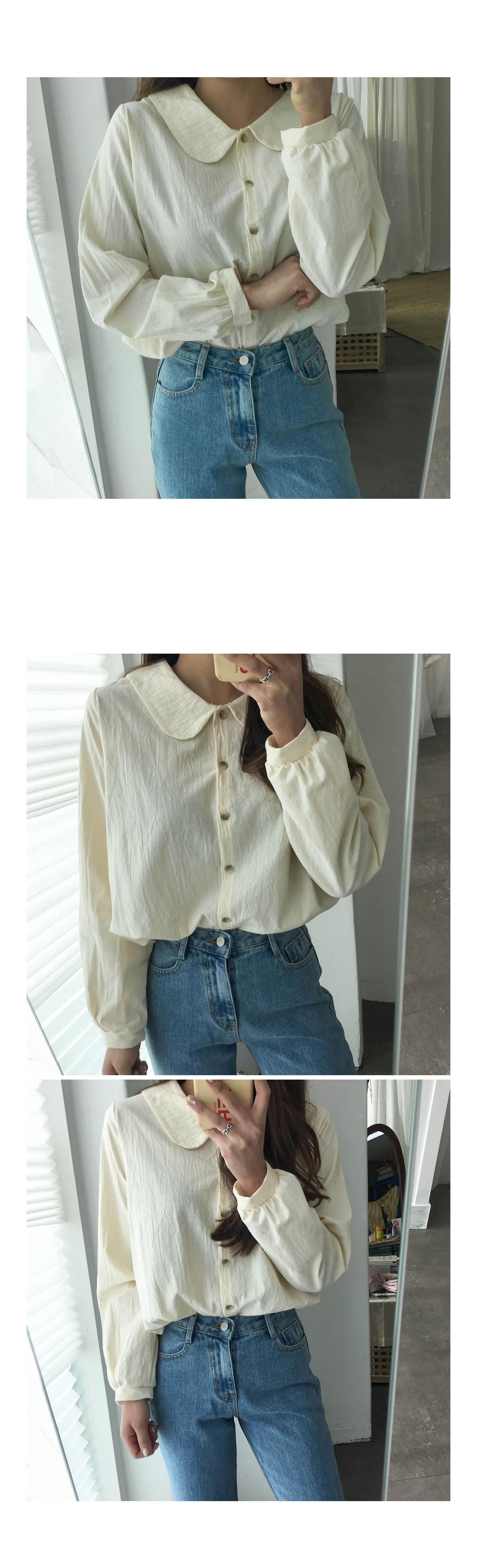 Carapins blouse
