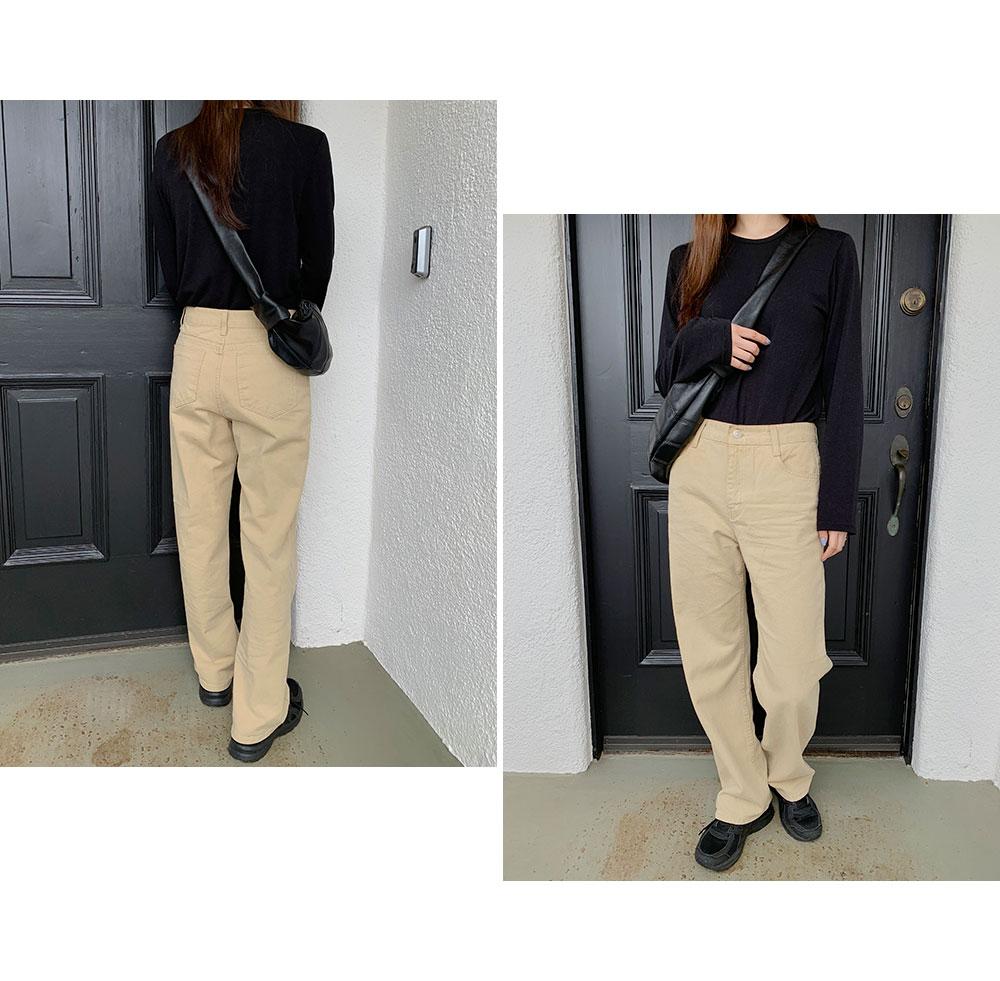 mono button mini cardigan