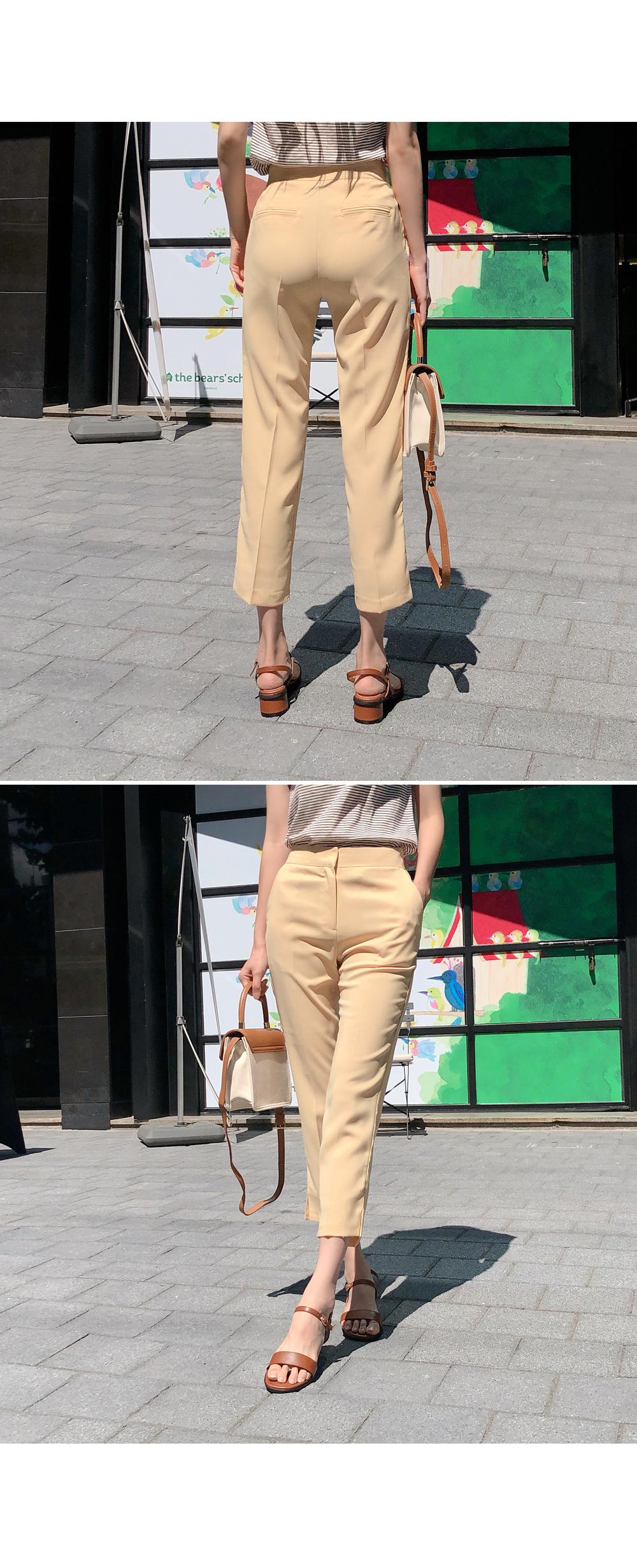 Simple mood pants