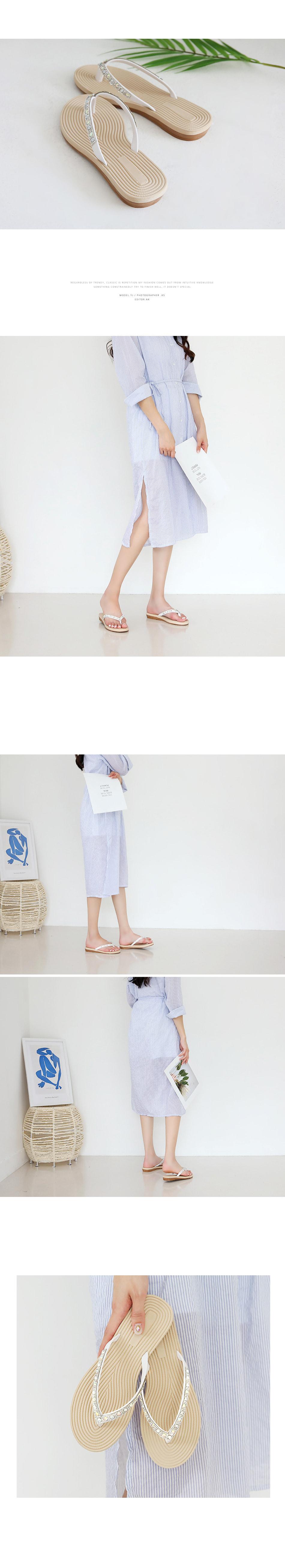 Nellon slippers 2cm