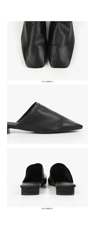 sold stylish mule
