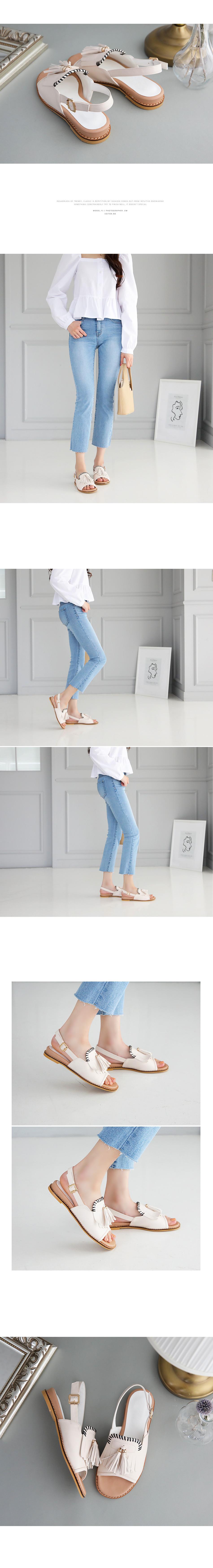 Malcolm Sling Back Sandals 2.5cm