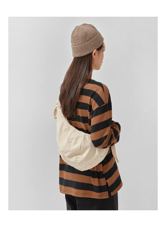 knots zipper bag