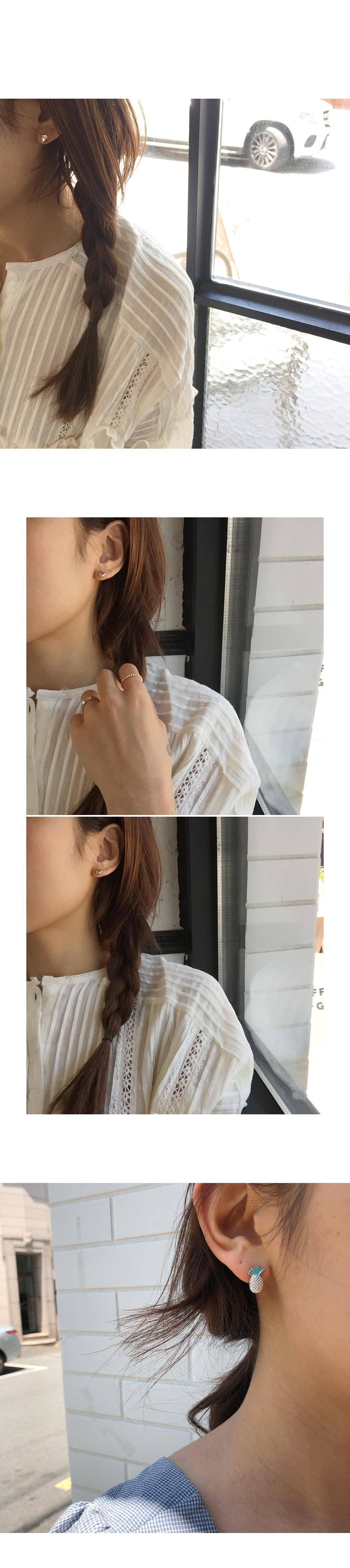 Zem No.271 (earring set)