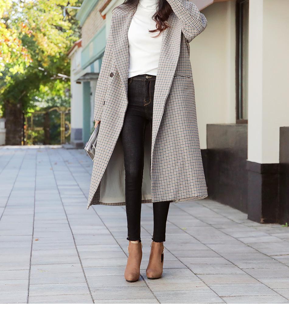 Cookie long coat