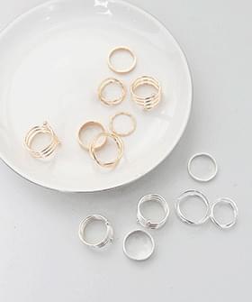 Spring Ring SET