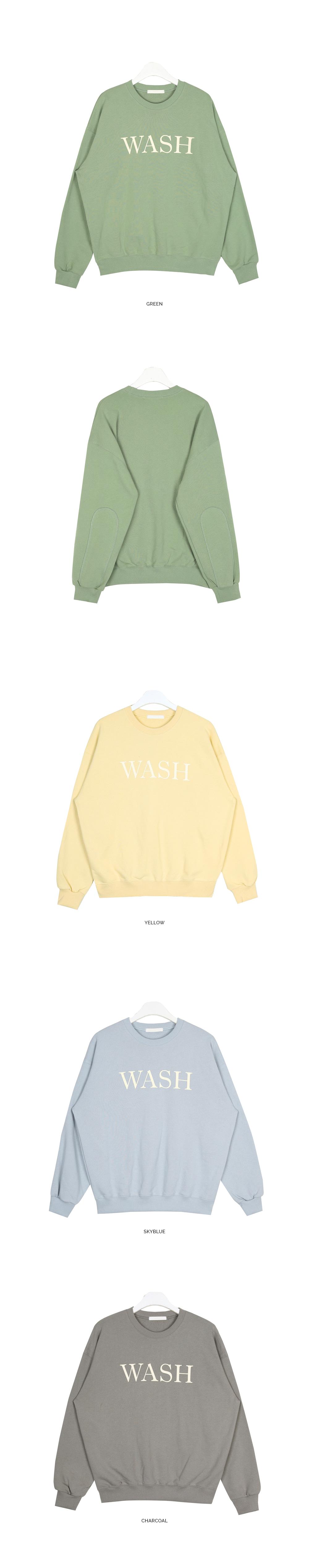 wash lettering mtm