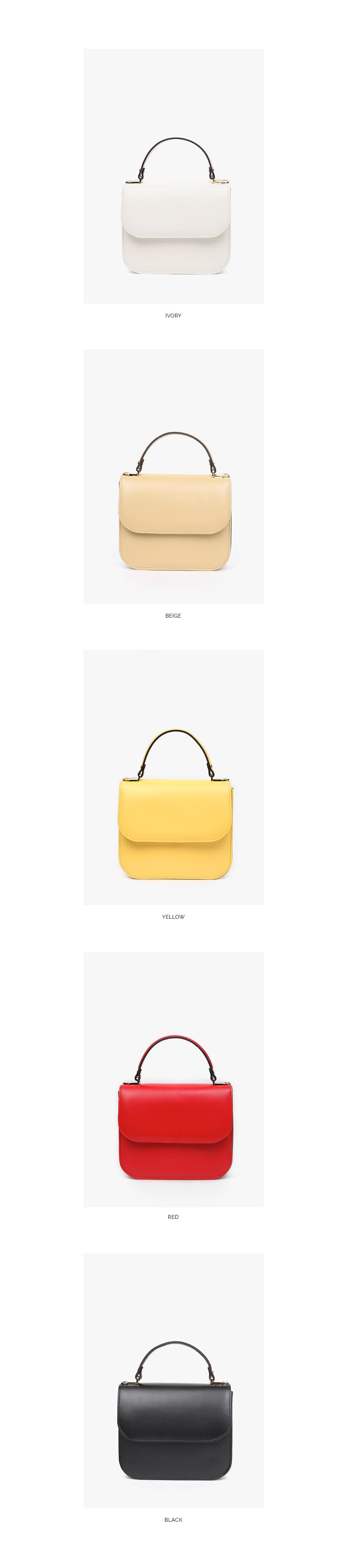 lady polished two way bag