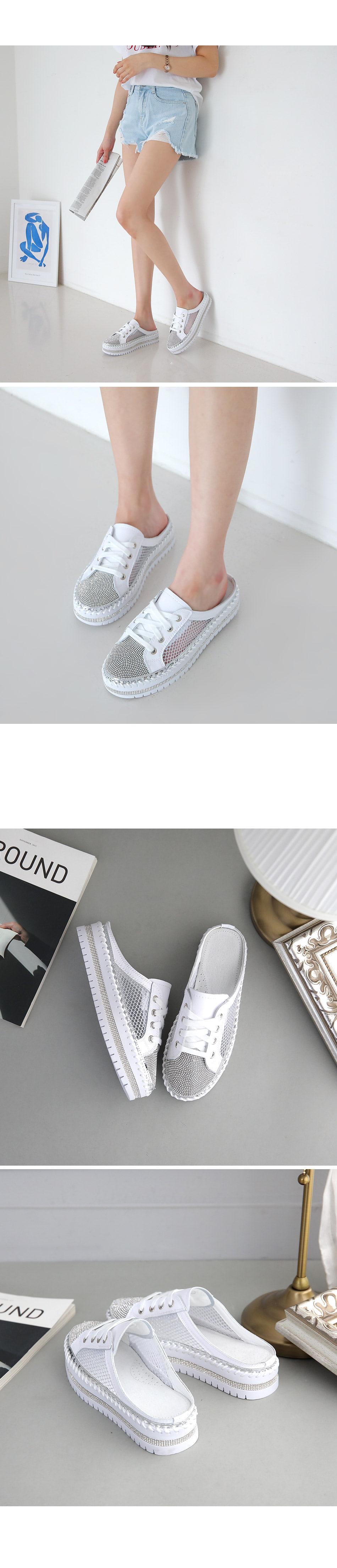 Rebel Sneakers Blower 3.5cm