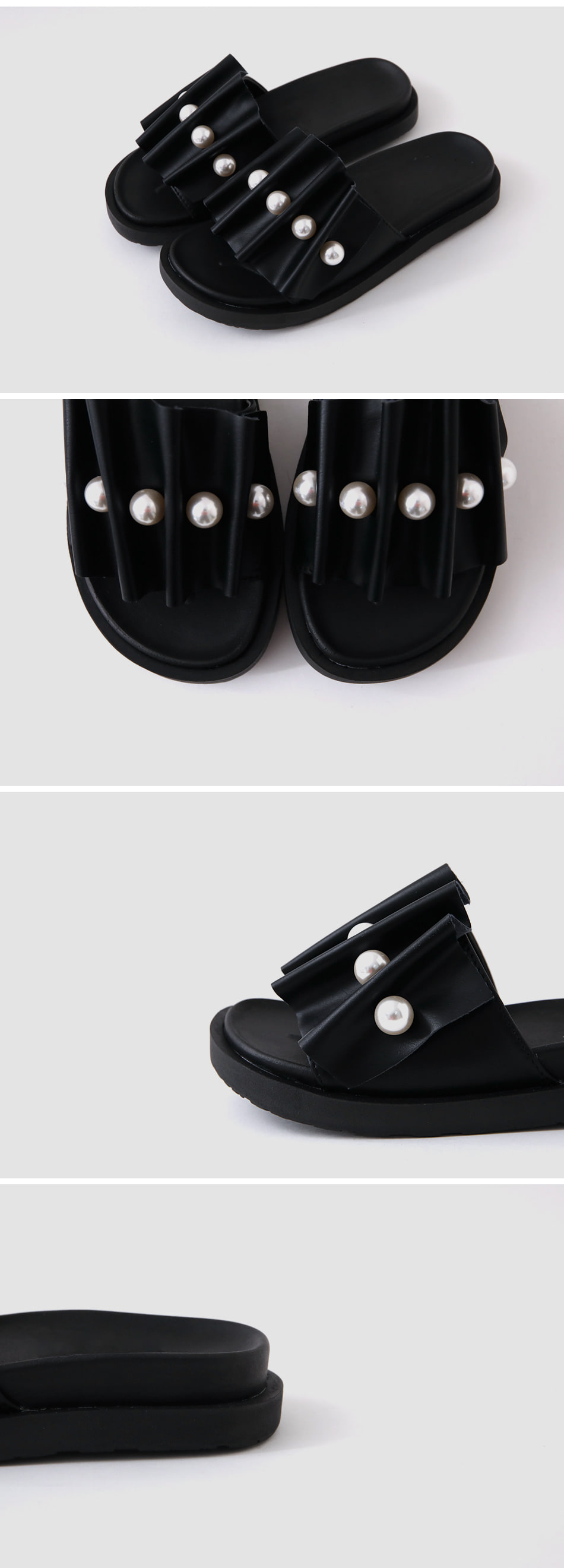Petche slippers 3cm