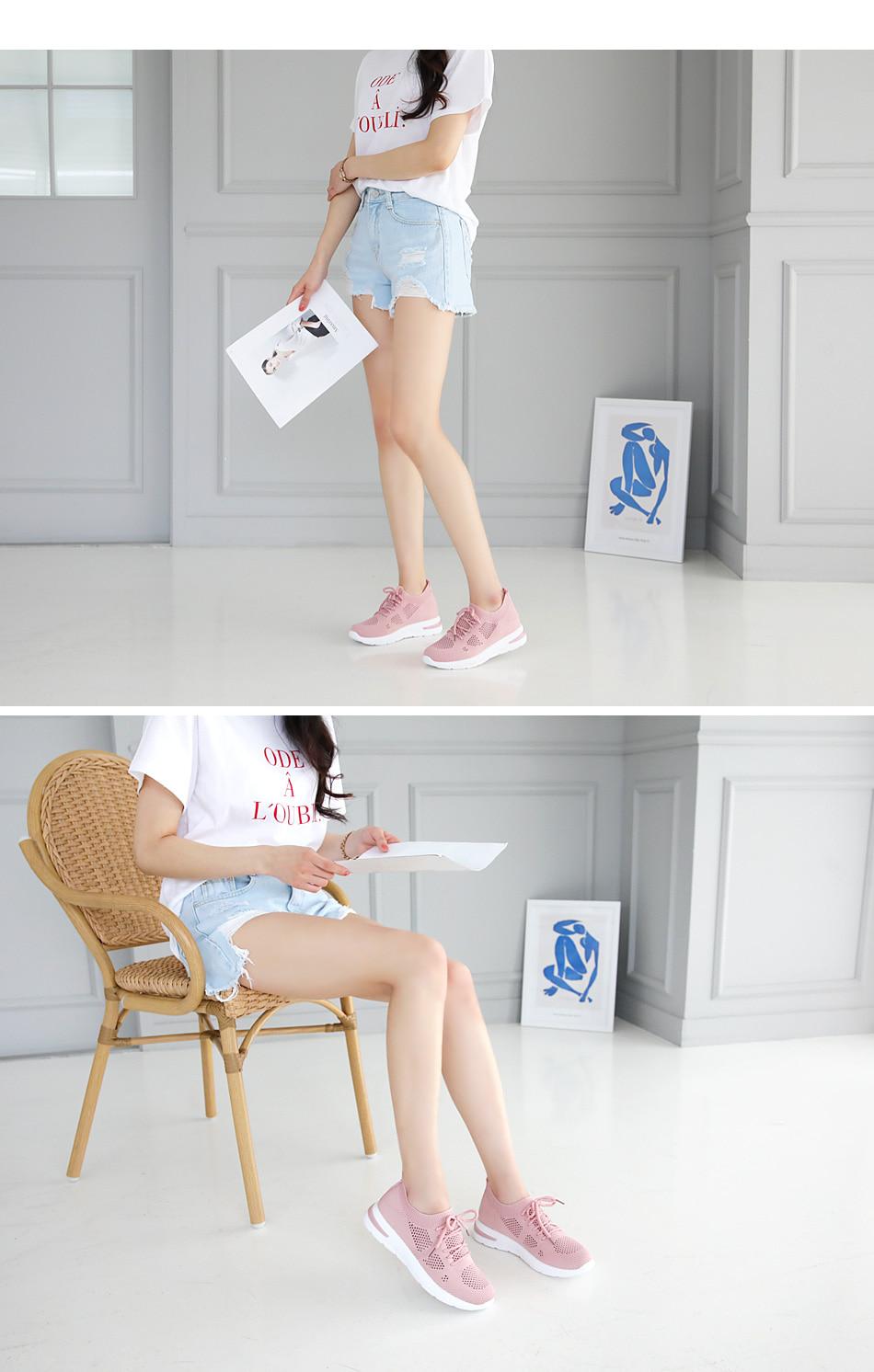 Piolon Sacks Sneakers 3.5cm