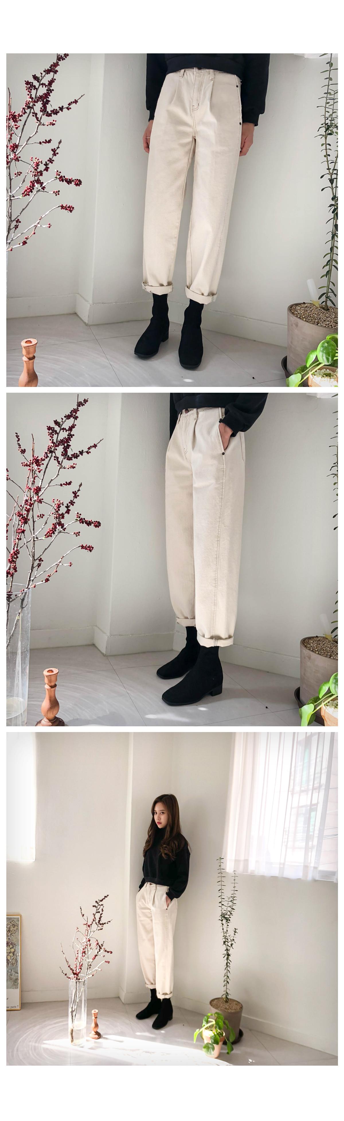 Slim Angle Boots