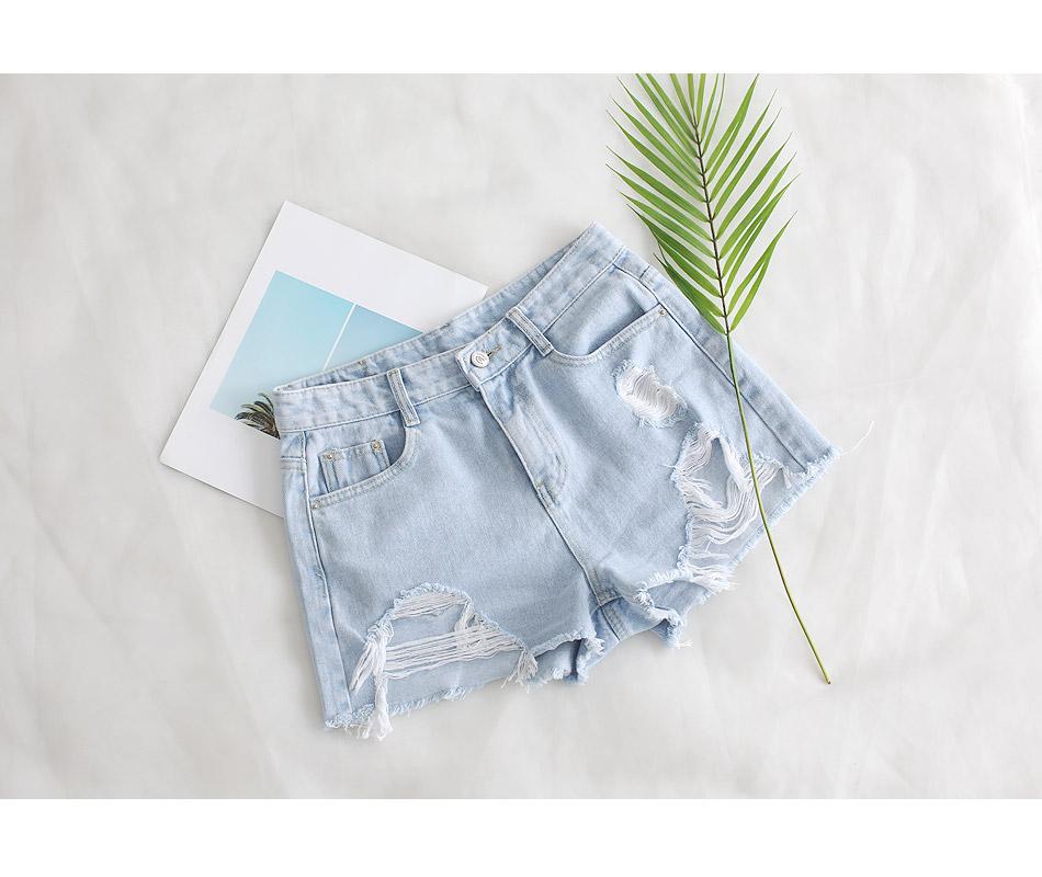 Zenga denim shorts