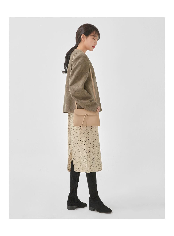 tassel mini shoulder bag