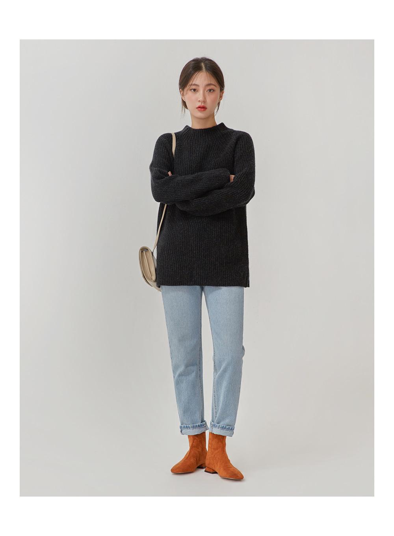 unique color suede ankle boots (230-250)
