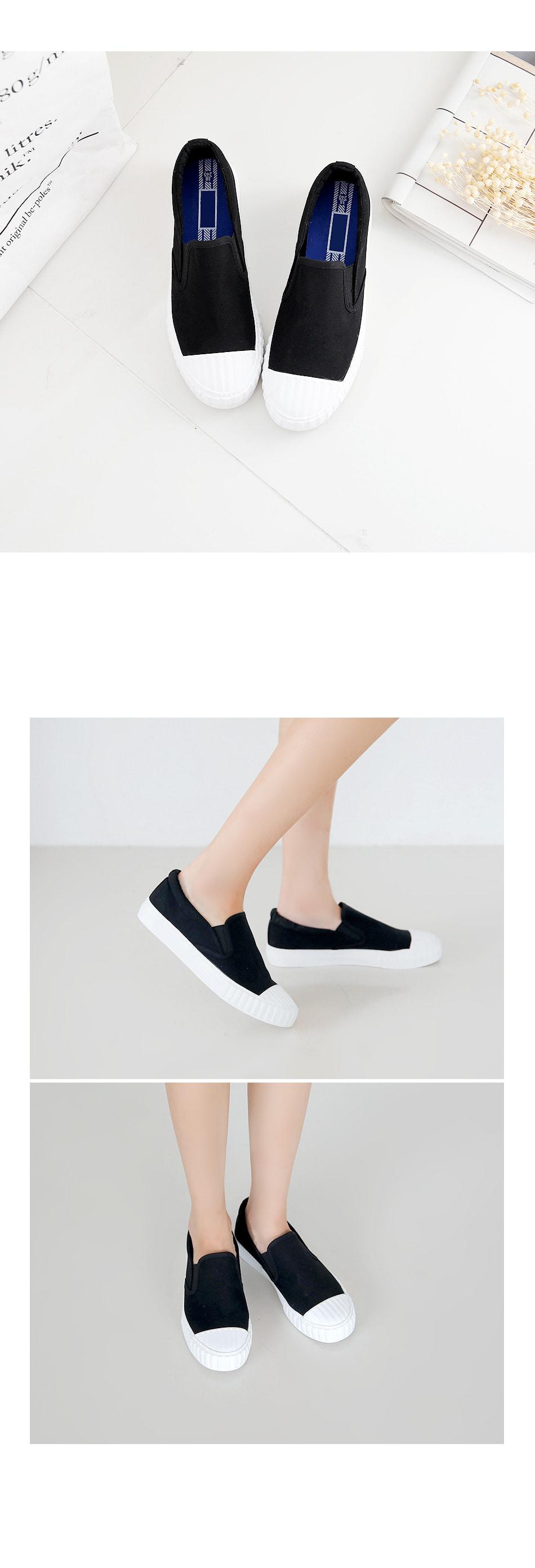 Anne Kidn's Slip On 2.5cm
