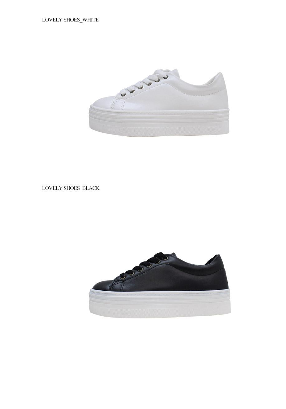 Henas Tongue Sneakers
