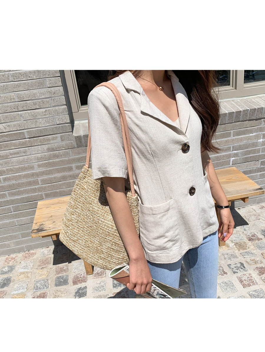 Bailey Ratan Shoulder Bag