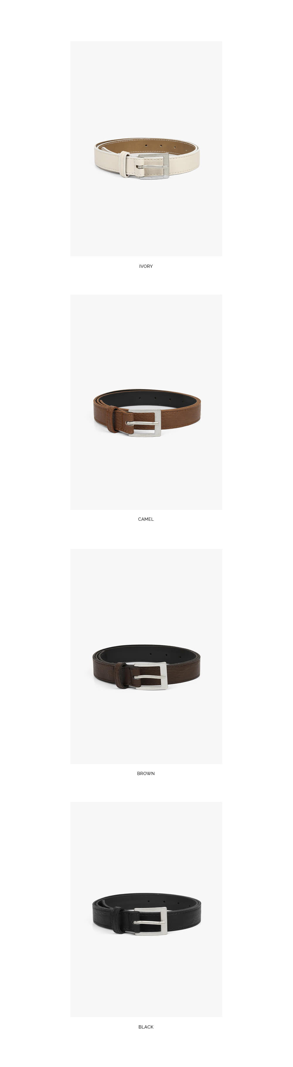 box daily belt
