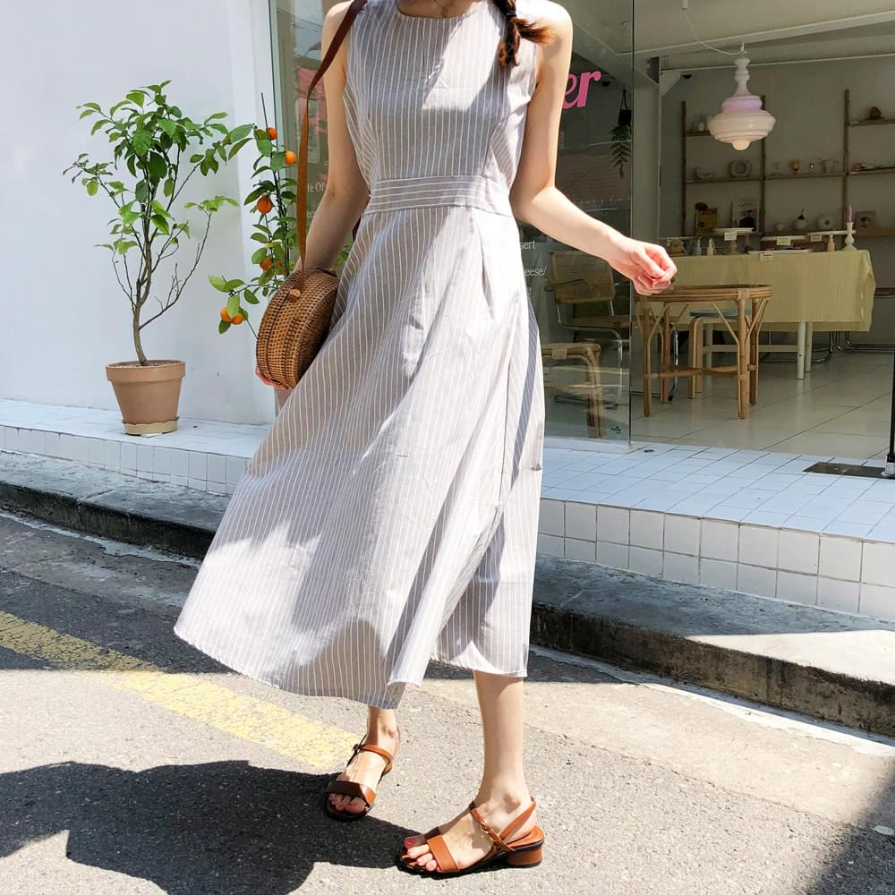 Cocoa flare dress