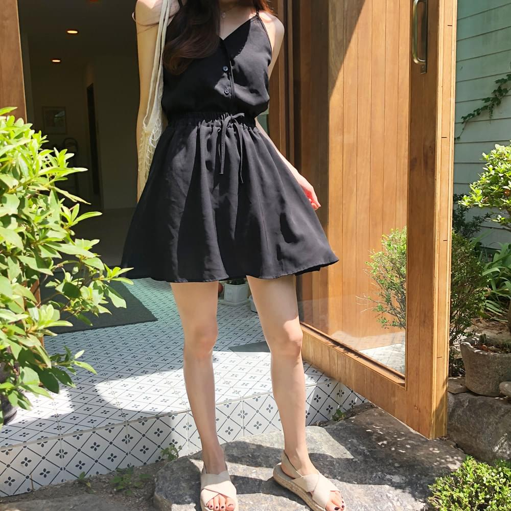 Black holiday two piece pearl + skirt