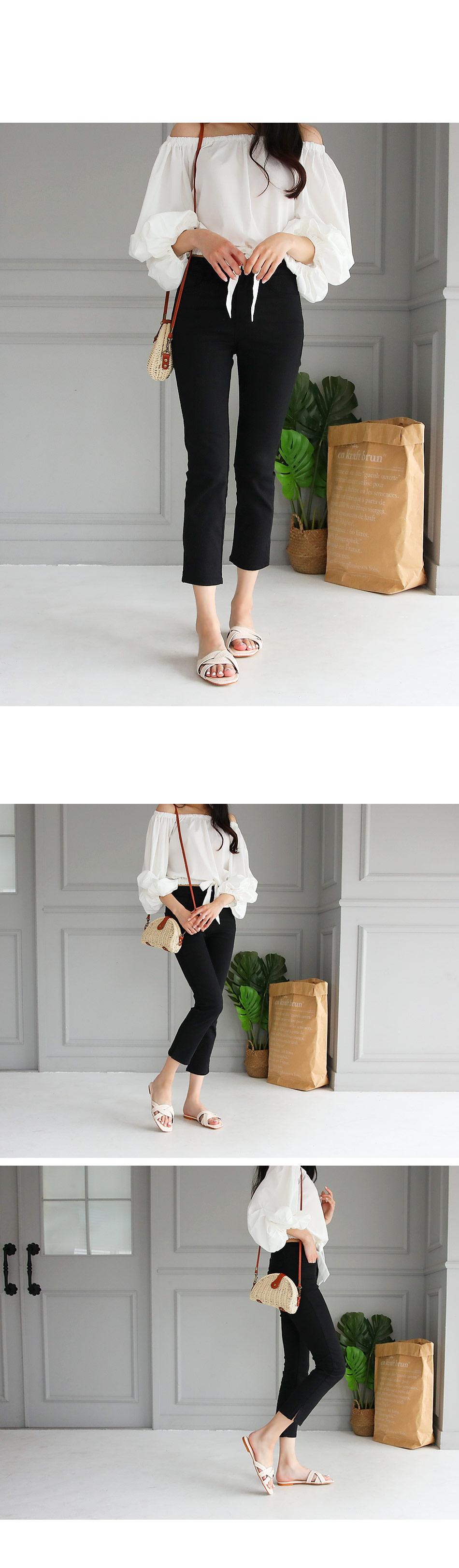 Denny Slippers 1cm