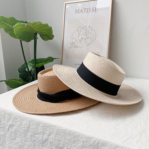 Art Raffia Hat