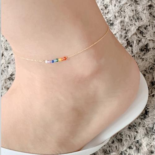 Mini color ball brace