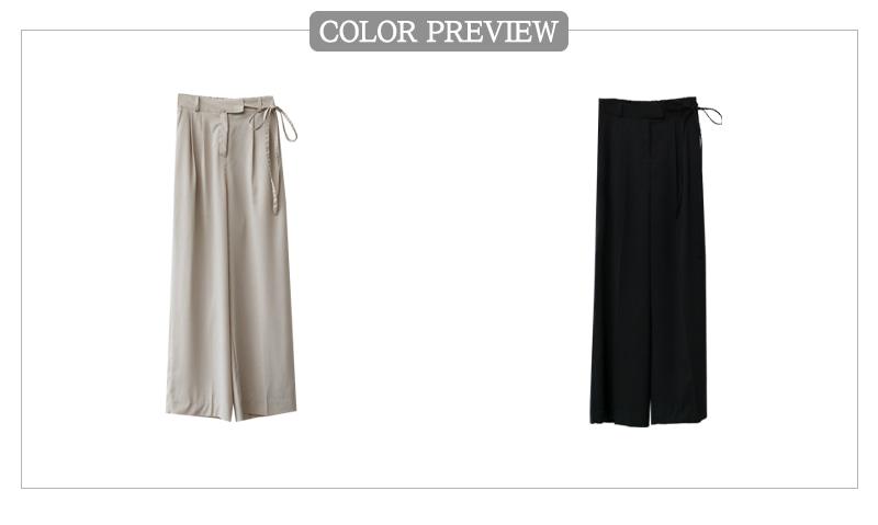 Thai wide pants