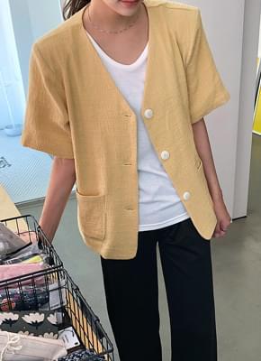 Summer Short Sleeve Jacket