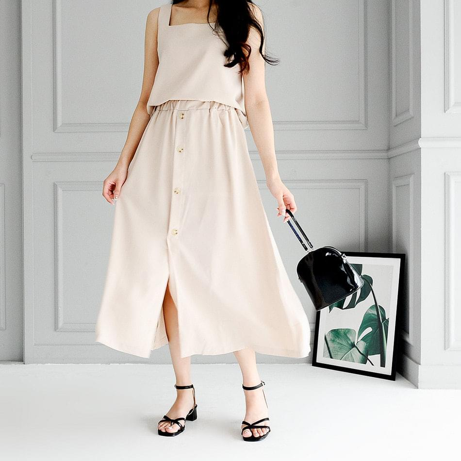 Cooling two-piece SET