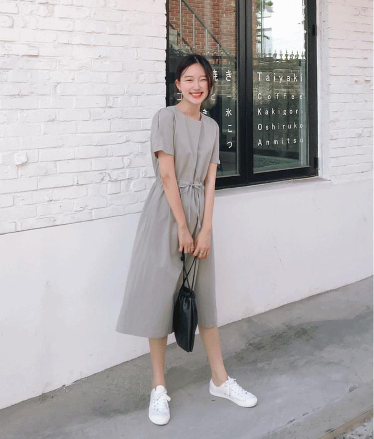 String Sherbet Dress