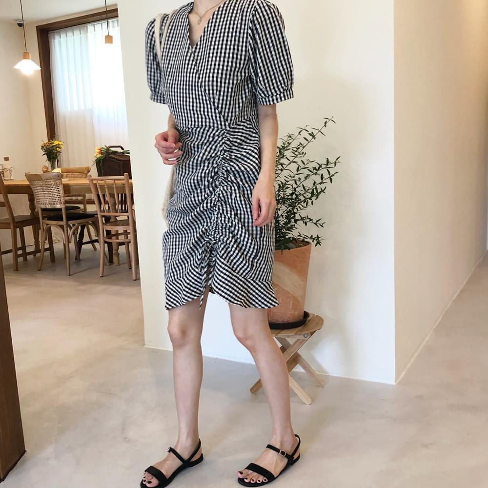 Cheek shearing dress