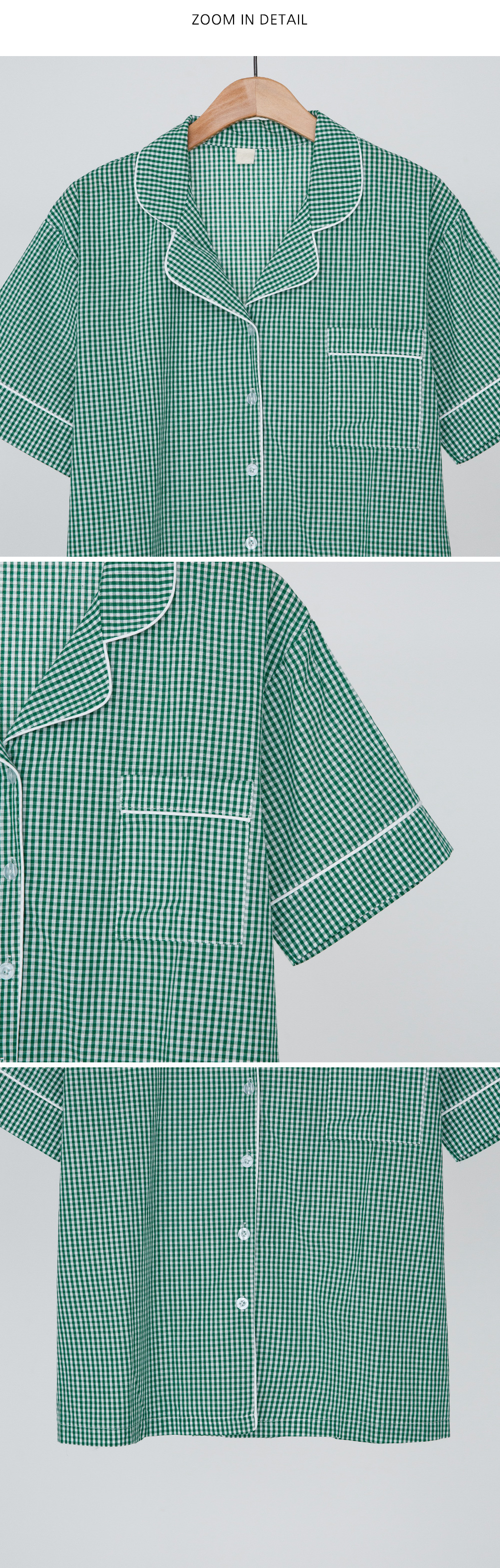 boxy fit check pajamas