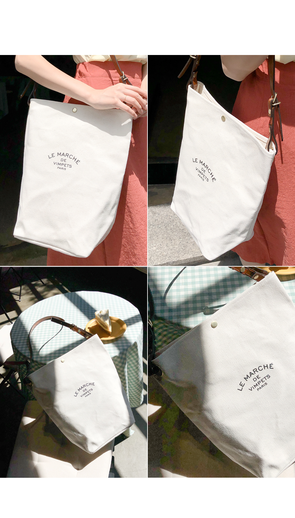 Daily Lettering Eco Bag