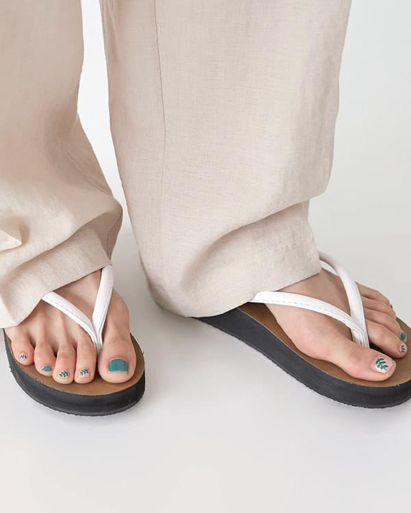 daily platform flip flop