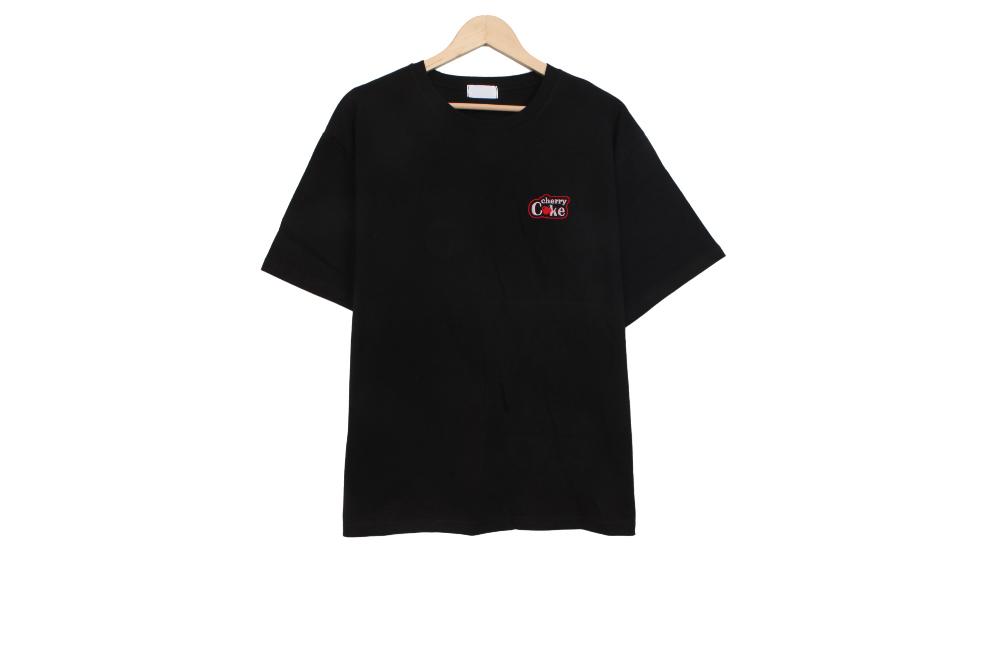Cherry Coke Short Sleeve T