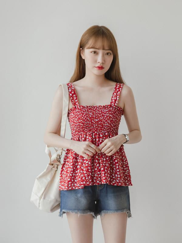 Jamjam sleeveless blouse
