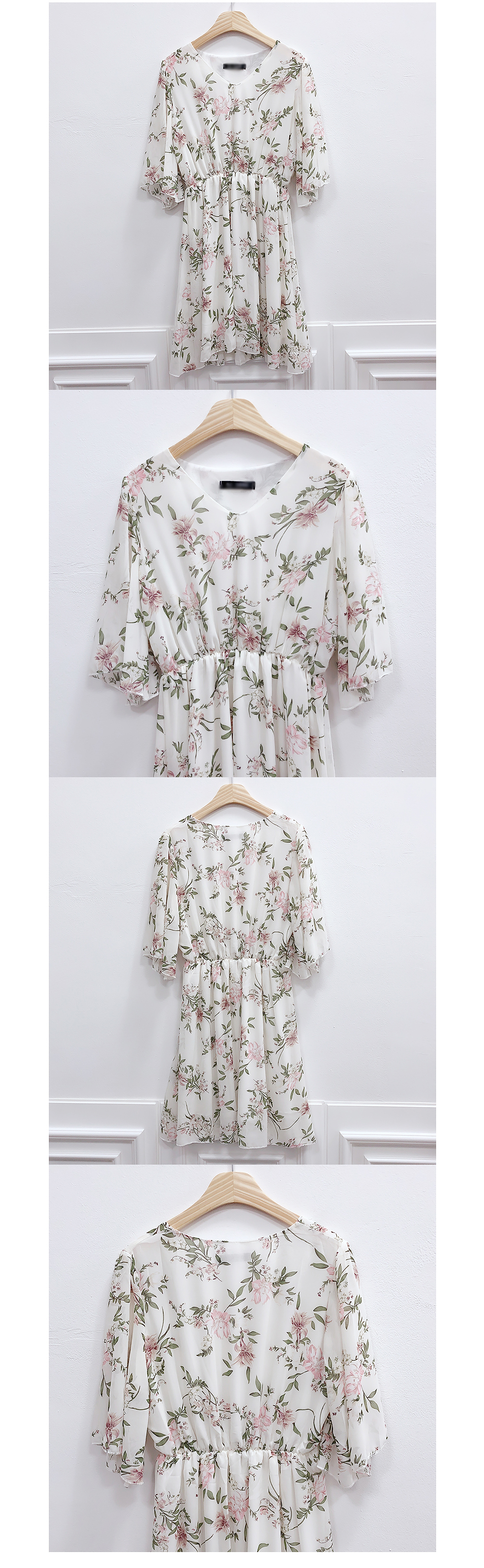 ♥ Blossom Flower Dress